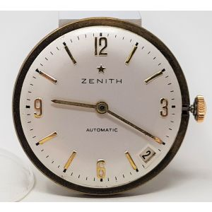 Orologio Zenith automatic watch caliber 2542 PC vintage clock calibre 2542 montre reloy
