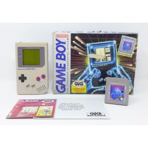 Retroconsole Nintendo Game Boy Pocket Nintendo Game Boy Classic + gioco Tetris retrogames console portable Handheld Game & Watch