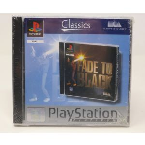 Retrogames Fade to black new for play station 1 ps1 retroconsole vedeogames concole game vintage