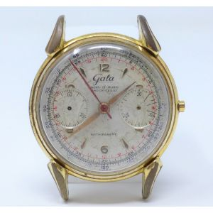 Orologio Gala mechanical chronograph watch vintage chrono clock montre spare part