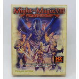 Retrogames Might and magic VIII 8 day of the destroyer new retrocomputer videogames pc