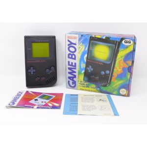Retroconsole Nintendo Game Boy Nero retrogames console portable Handheld Game & Watch