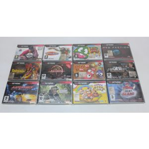 Lotto di 12 game nokia ngage Retrogames for n-gage videogames new game & watch handheld