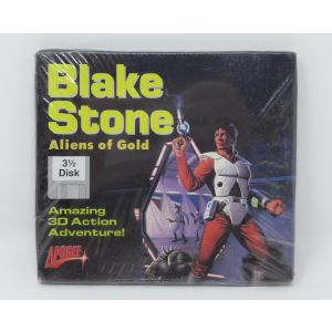 Retrogames Blake Stone Aliens of Gold rare ed introvabile Retrogames pc game
