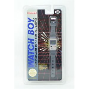 Nintendo watch boy new nuovo orologio watch game boy classic game&watch retrogames handheld reloy game vintage retroconsole