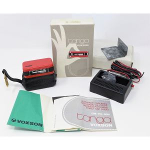 Voxson autoradio tanga tuner 1970 Nuova New very Rare per auto d'epoca Fiat Dyane Mini Minor