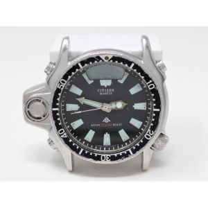 Orologio Citizen Aqualand caliber C022 ana digit con sensore watch Diver clock sub reloy