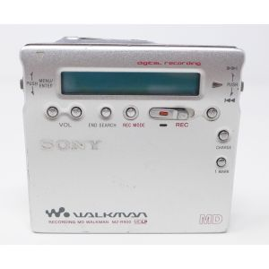 Sony MZ-R900 MiniDisc Player MD walkman recording mini disc player
