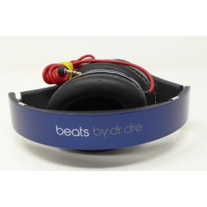 Auricolari cuffie beats by dr.dre blue blu con filo no wireless musica music