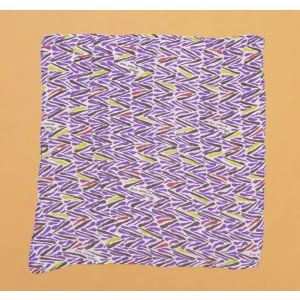Foulard Special Edition Missoni for Africa 100% cotone cotton da donna woman