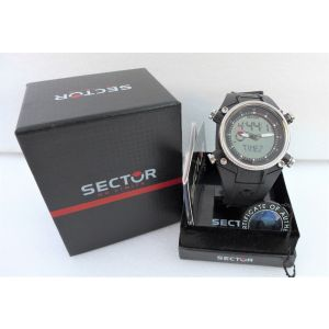 Orologio Sector Marathon Timer choro watch diver diving watch clock