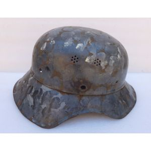 Elmetto tedesco wehrmacht ww II Reich SS seconda guerra mondiale german helmet germany nazi