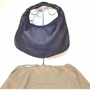 Borsa Bottega Veneta Modello Hobo a spalla in pelle completa di Dust Bag