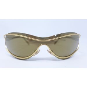 Occhiali da sole sunglasses Chanel da donna woman mod. 4028 acciaio glasant