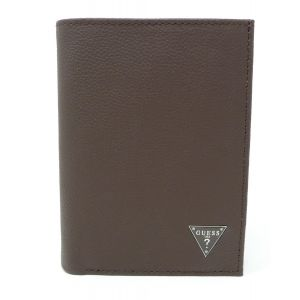Portafoglio Uomo Guess in pelle wallet man genuine leather con portamonete coin