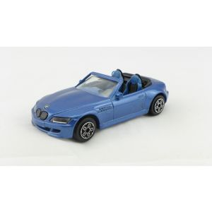 Burago bmw roadster m 1/43 made in italy vintage anni 80 90 macchinina macchina toy car model auto modellino