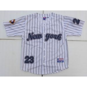 Maglia Baseball New York 23 Piroga Da Baseball Legendary Classic Team Apparel