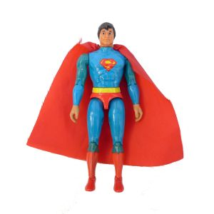 Superman Mego 1979 Superheroes action figures die cast in metal and plastic 15 cm