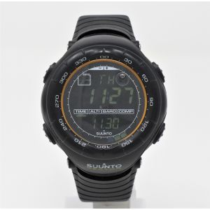 Orologio Suunto Vector XBlack watch outdoor clock with altimeter barometer compass weather conditions